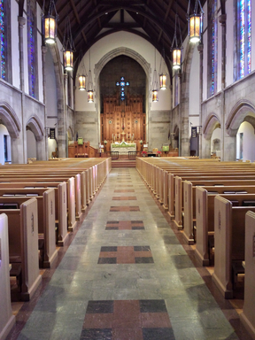 immanuel lutheran church, ilc, inside, lcms, baltimore, md, maryland, church, christian worship